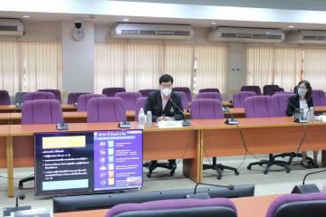 การประชุมสภามหาวิทยาลัยพะเยา ครั้งที่ 3/2563