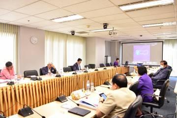 การประชุมสภามหาวิทยาลัยพะเยา ครั้งที่ 1/2564