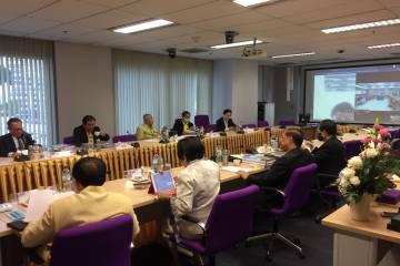 การประชุมสภามหาวิทยาลัยพะเยา ครั้งที่ 5/2563