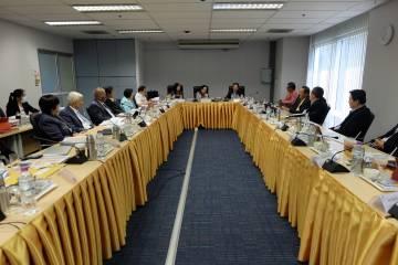 การประชุมสภามหาวิทยาลัยพะเยา ครั้งที่ 2/2564