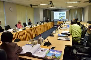 การประชุมสภามหาวิทยาลัยพะเยา ครั้งที่ 3/2564